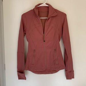 Lululemon Define Jacket Quicksand Size 4